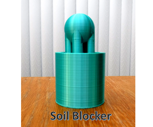 Soil Blocker