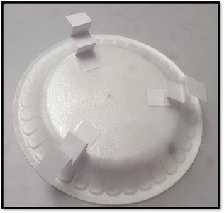 Prepare Base and Speaker Cone