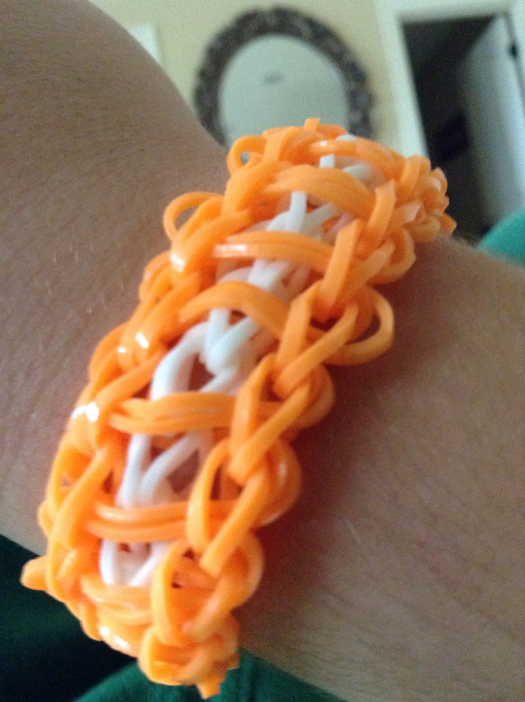 Thanks for Checking the Rainbow Loom Ladder Bracelet I Hope You Enjoyed It Subscribe in the Comments for More Bracelets