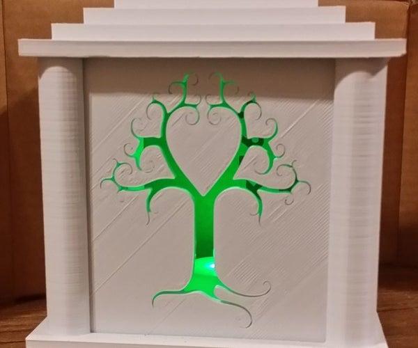 3D Printed Lantern
