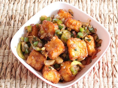 How to Make Paneer Manchurian - Step by Step