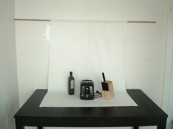 Fabric Photography Sweep