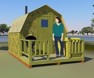 Off Grid Portable Cabin Free Plans