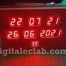 Arduino Digital Clock Using 7 Segment Display