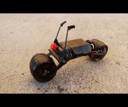 How to Make an Electric Motorcycle