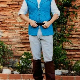 Flynn Rider Vest From Tangled