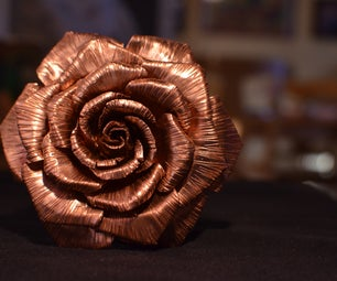 Copper Rose