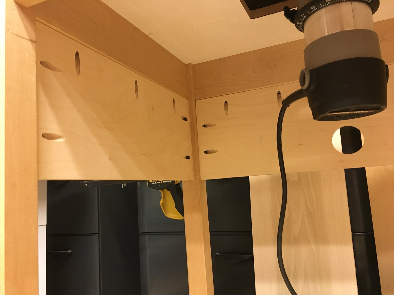 Determine the Enclosure and Install the Sides Pieces
