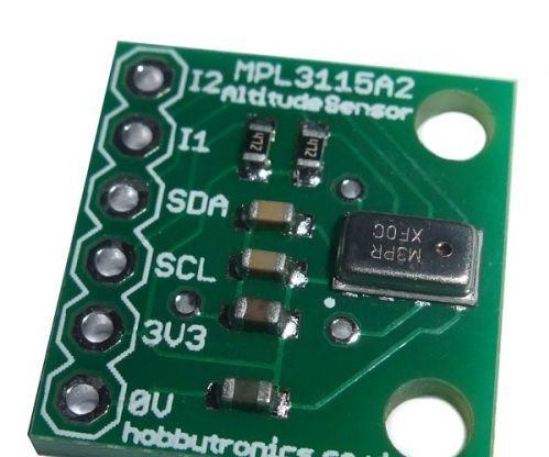 Arduino Wireless Altitude Transmitter