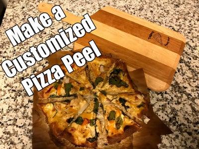 Make a Custom Pizza Peel