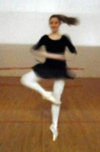 Pirouettes for the Beginning Ballerina