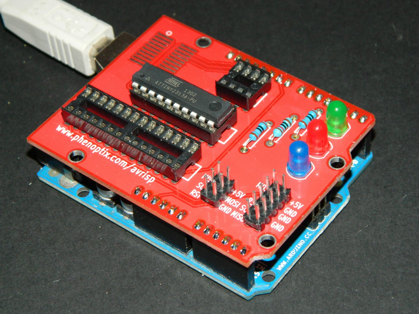 Add Arduino, Chips and Code!