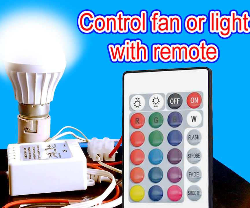 Remote Control for Light Easy Way