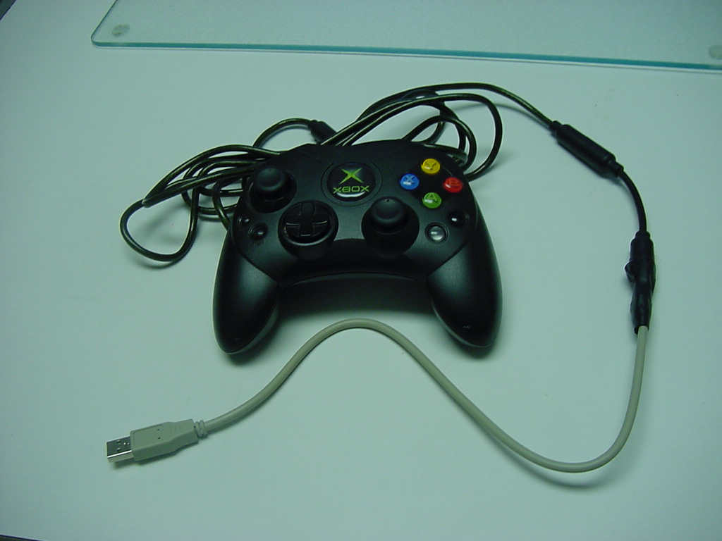 XBOX Controler Via Usb