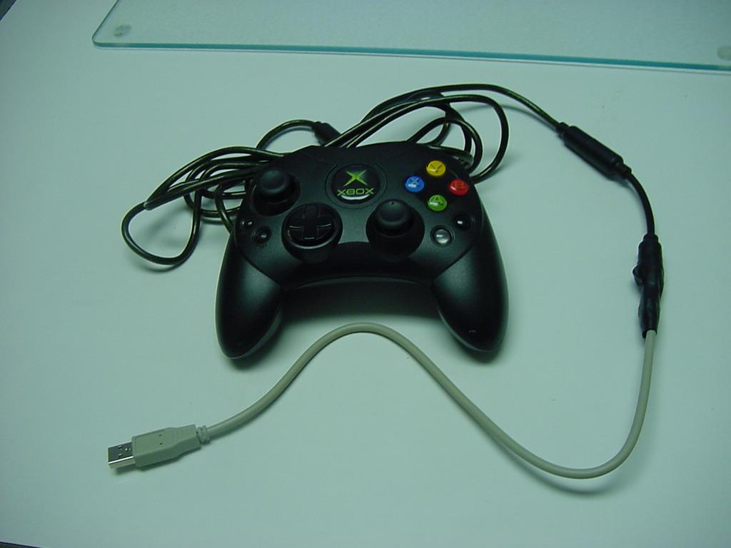 XBOX Controler Via Usb