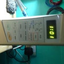 Digital timer from microwave oven timer