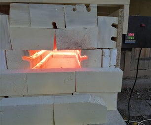 Electrical Heat Treatment Oven