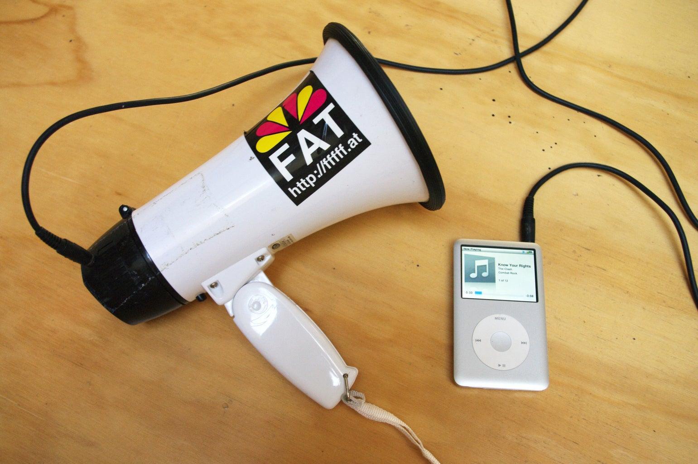 Mod a Megaphone