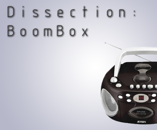 Dissection: BoomBox