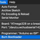 Cómo grabar el cargador de arranque Arduino en un chip AtMega328p