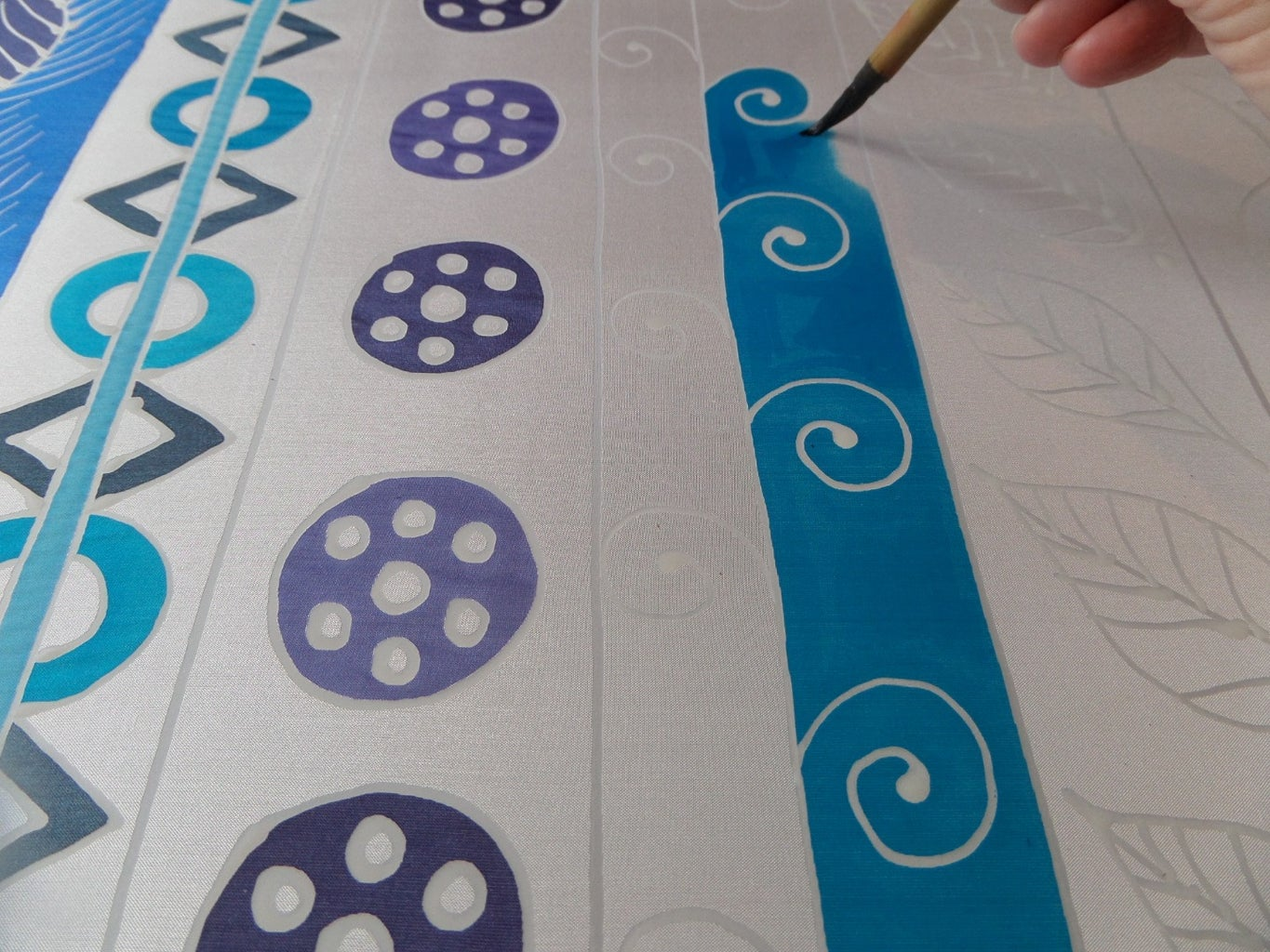 Using Dupont Steam Fix Dyes