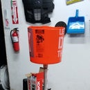 DIY Telescoping Oil Drain Pan W/ Dolly for Lifts