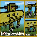 minecraft- instructables robot