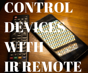 How to Control Home Appliances With TV Remote With Timer Function