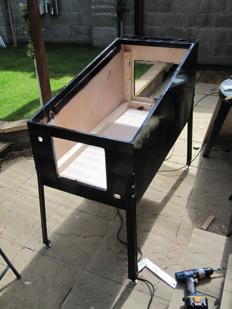 Building Cabinet Body