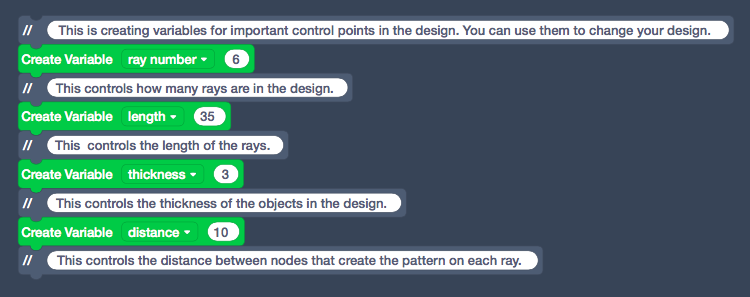 Get to Know the Components of a Code-generated Design