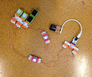 LittleBits + Arduino Game Show Buzzer