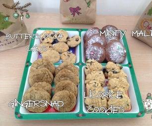 Christmas Cookies Hampers