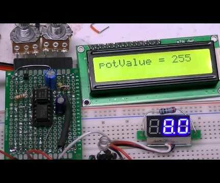 Arduino Pulse-Width Modulation Digital to Analog Conversion