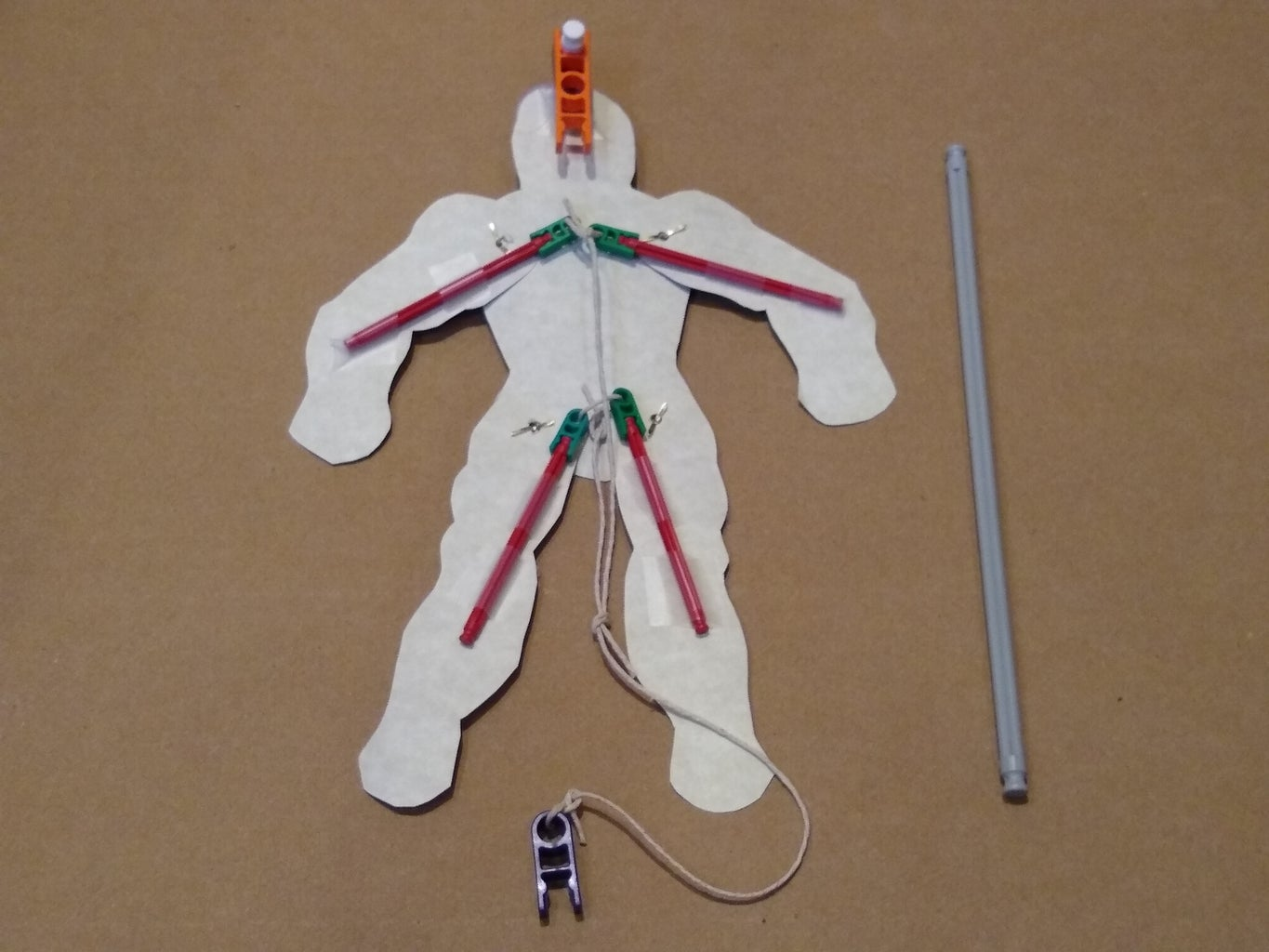 Make Your Jumping Jack Toy