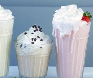 Easy Milkshakes