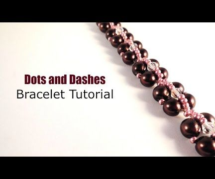 Dots and Dashes Bracelet