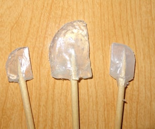 How to Make a Disposable Rubber Spatula