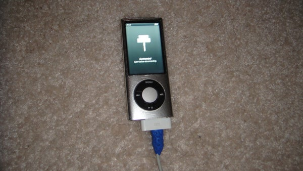 How to Fix a Ripped Ipod Cable With Sugru