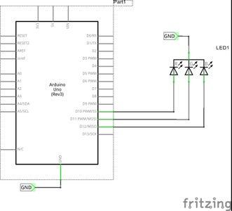 Interfacing RGB Led & RGB Led Strips