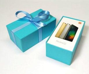 Fancy Rigid Gift Boxes