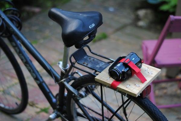 Bike Rack Camera Rig