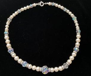 简单的串珠项链