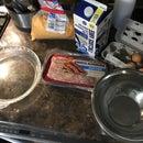 Sausage Crust Pie