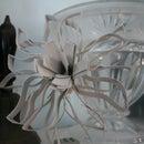 Decorative Cardboard Tube Flower