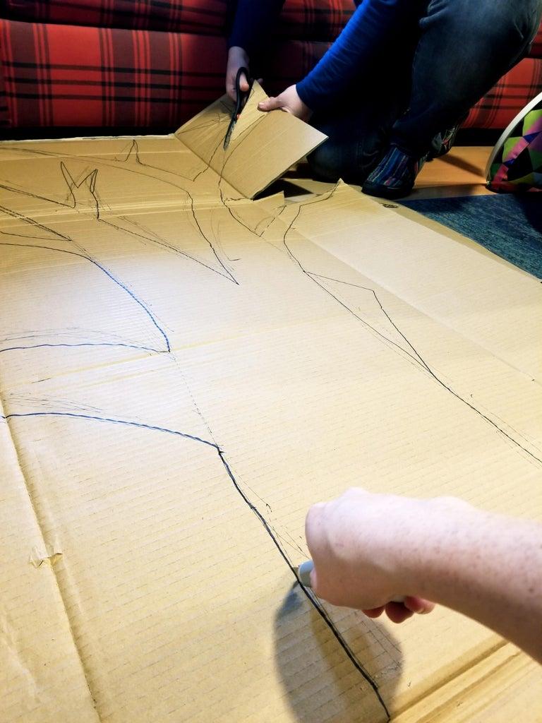 Cut, Glue, and Assemble