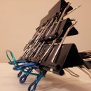 Binder Clip Stand for a Tablet or iPad... or anything for that matter