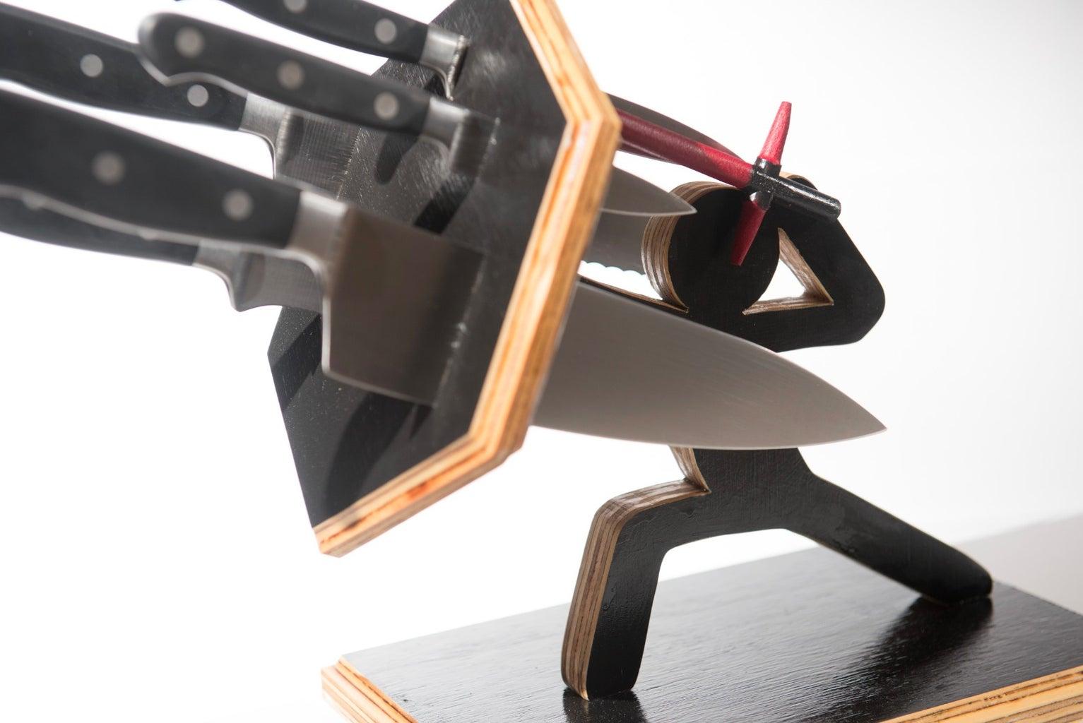 The Force Awakens Knife Block