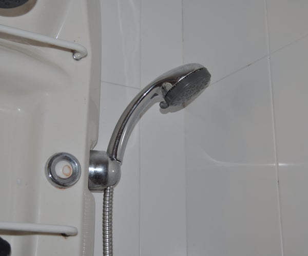 The Black Shower (Prank)