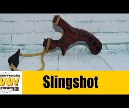 Make a Simple Sling Shot