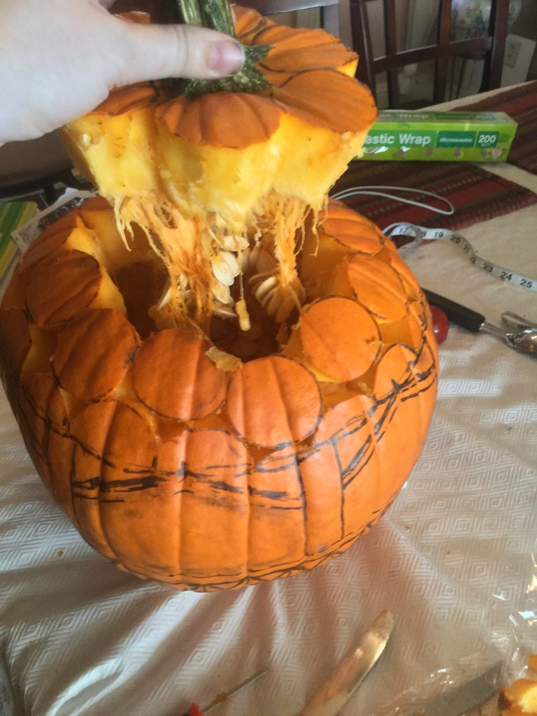 Cutting Off the Top of the Pumpkin